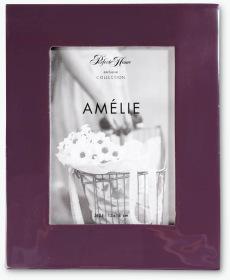 Amélie kehys tummanlila 13x18 cm