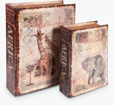 Book AFRICA sett à 2