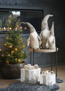 Santa beige 3 st