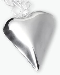 Metallhjärta stort
