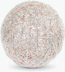 Stella koristepallo LED valoilla iso