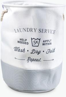 Laundry tvättkorg
