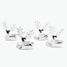 Reindeer serviettring 4 stk