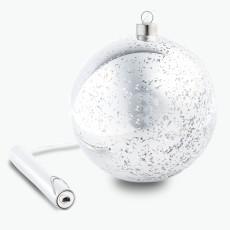 Lucia pallo LED-valolla