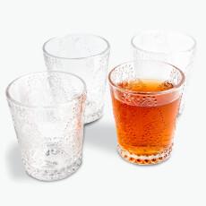 Juliette vannglass 4 stk