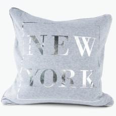 New York med dunkudde