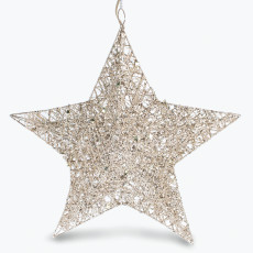 Sparkling Christmas stjärna