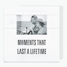 "Ramme ""Moments that last a lifetime"""