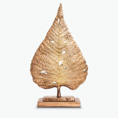 Golden Leaf figur