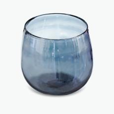 Midnight Blue lyhty/maljakko