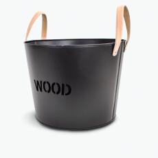 Wood vedkurv