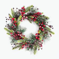 Christmas julkrans 50 cm