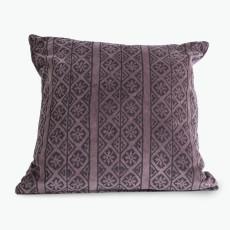 Purple Velvet pute 45x45 cm