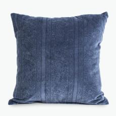 Blue Velvet pute 45x45 cm