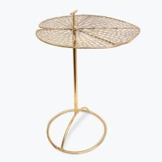 Golden Lotus bord 50 cm