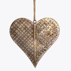 Corazón hjärta stort