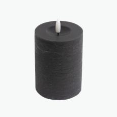 Ambience blockljus mörkgrått 10 cm