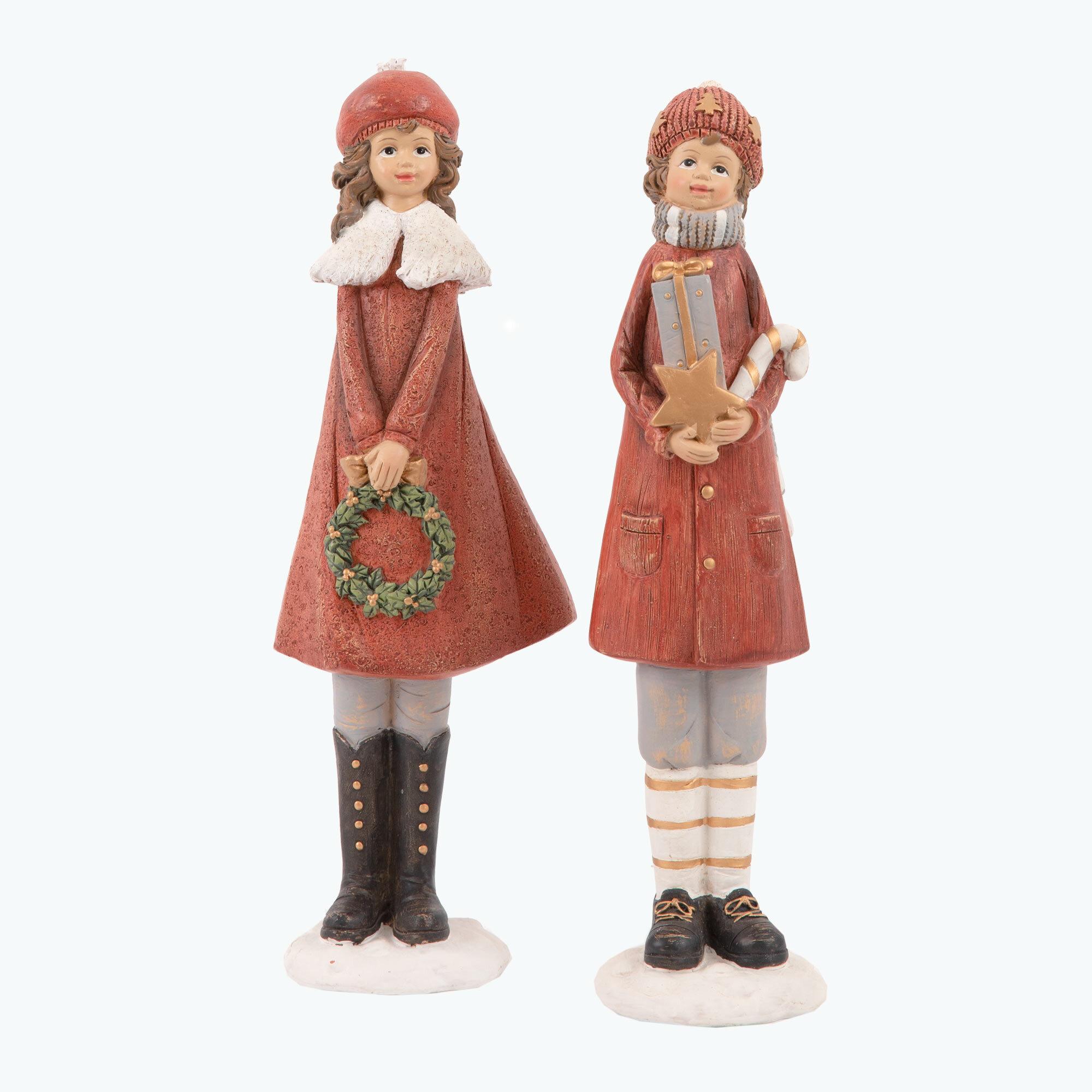 Spirit of Christmas figur sett à 2