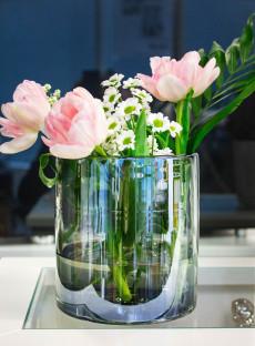 Evita vase 15 cm 2 stk