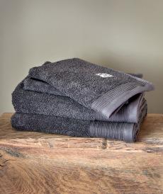 Luxury handduksset mörkgrå