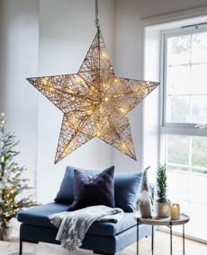 Sparkling Christmas stjerne